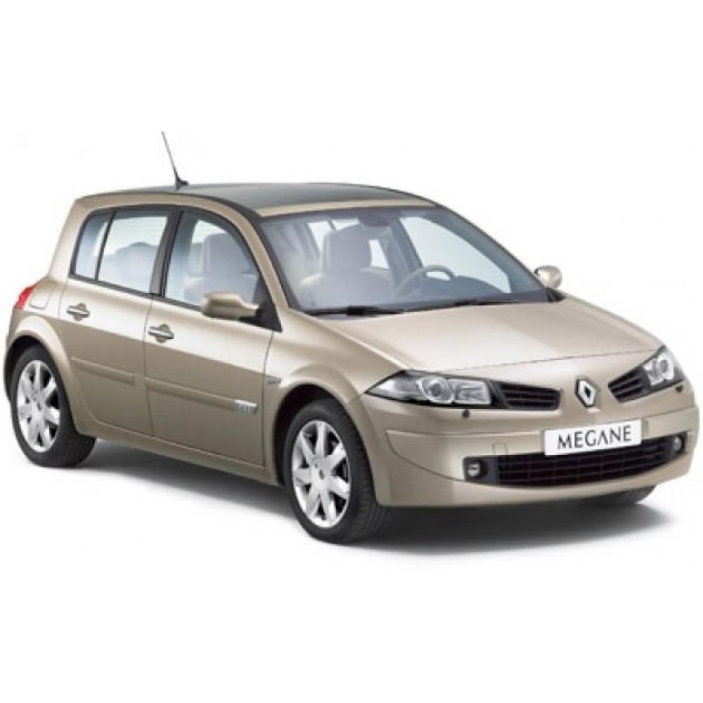 Renault Hatchback: Renault Megane 2 Hatchback Araca Özel Kılıf Minder